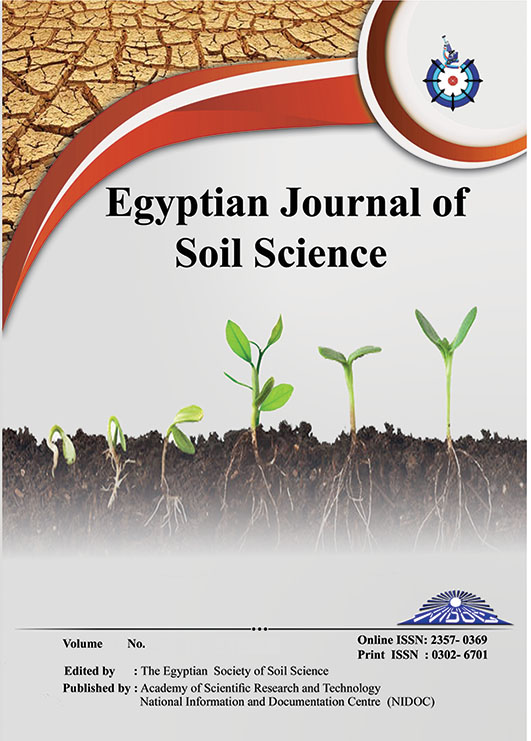 Egyptian Journal of Soil Science